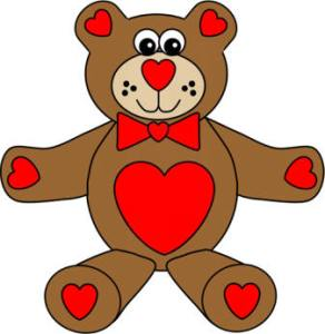 heart-bear