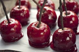 toffee-apples