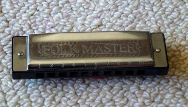 A harmonica stirs memories for many.