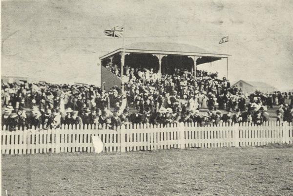 Mowbray racecourse, where the Sloper raced.