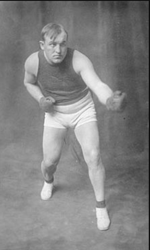 Boxer Tommy Burns