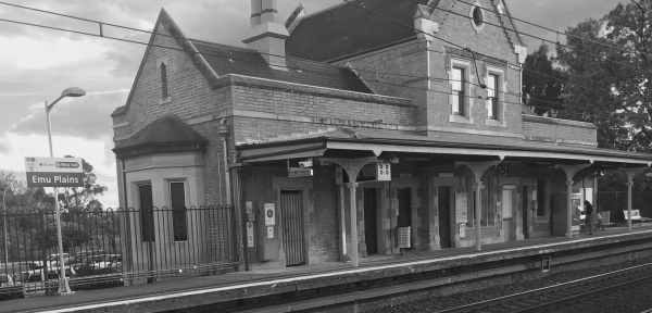 Emu Plins Railway Station
