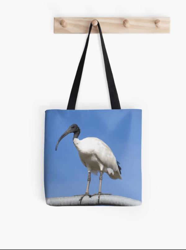 Ibis shopping bag