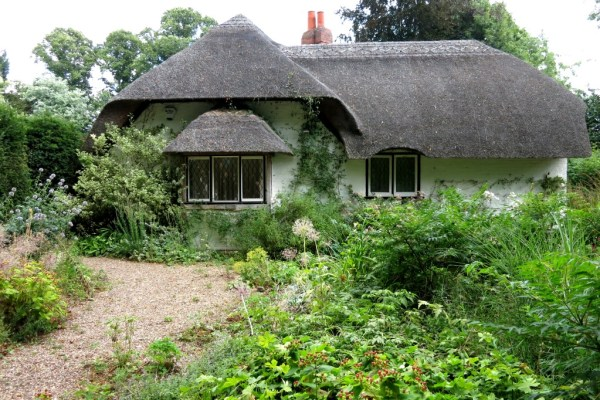 Enid Blyton's Home, Old Thatch