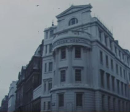 The old Charing Cross Hospital