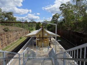 Glenbrook Station.