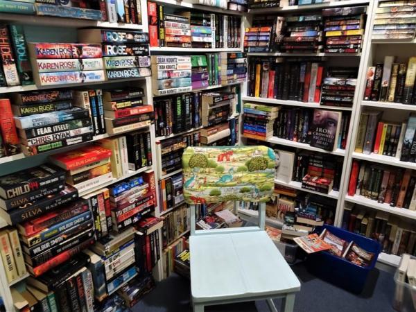 Bookshop at Glenbrook, NSW