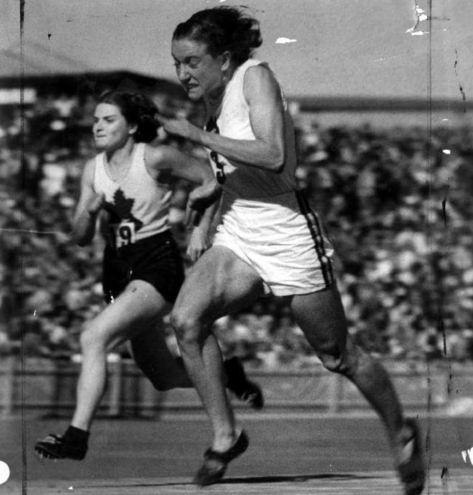 Empire Games 1938 Decima Norman