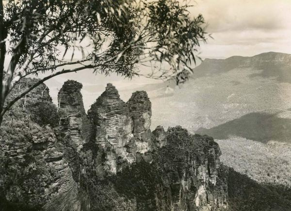 TheThree Sisters at Katoomba