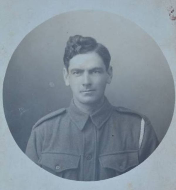 Lance Corporal Hedley Stephens