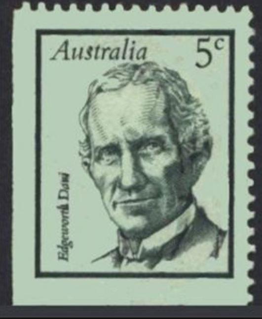 Edgeworth David stamp
