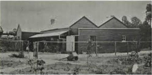 Home of exploroer Edgeworth David at Woodford