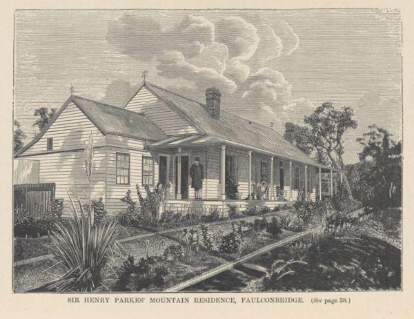 Faulconbridge House
