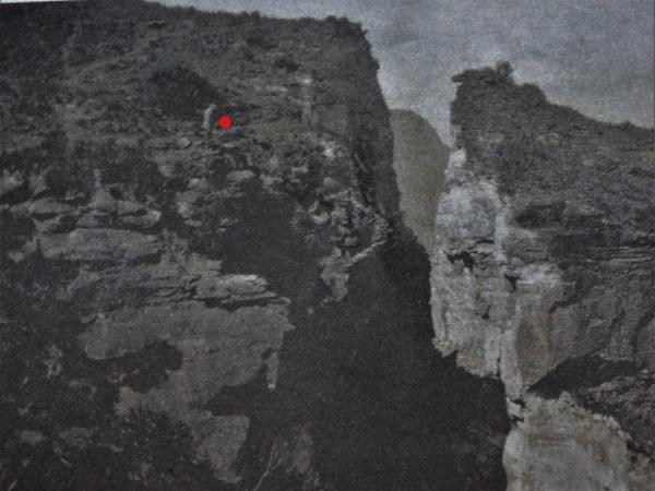 Katoomba Rock Fall
