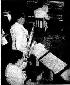 Goulburn Gaol orchestra