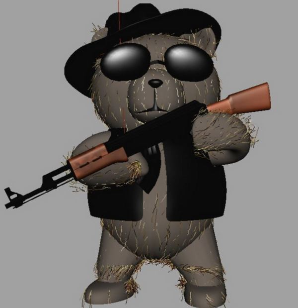 Bank Robber Bear