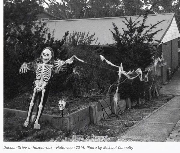 Halloween in Hazelbrook