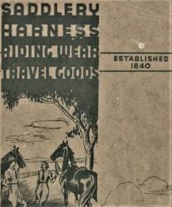 John Brush Catalogue 1938
