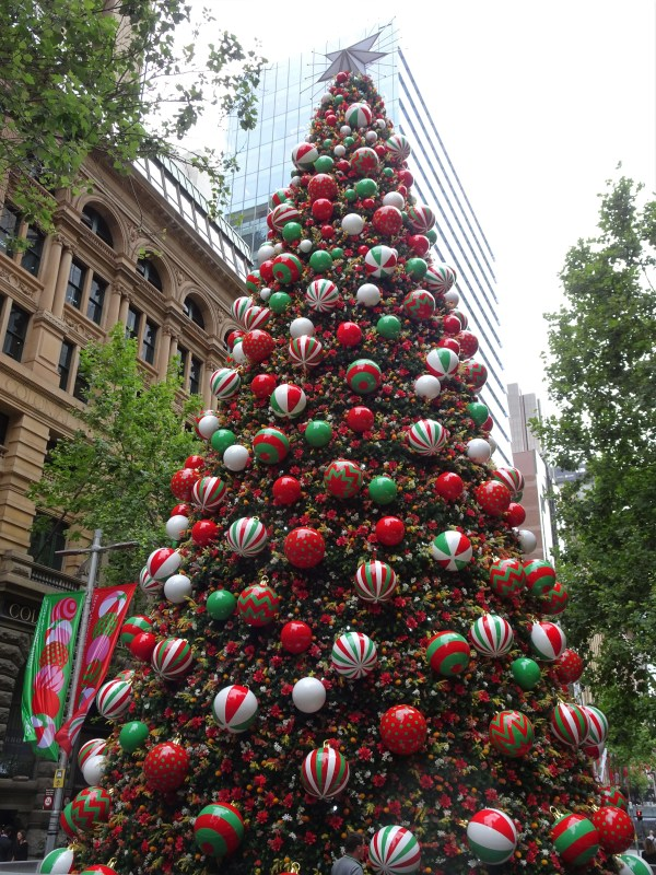 Martin Place Christmas Tree 2018