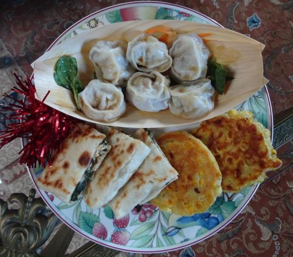 Fare from Blackheath's Christmas Market