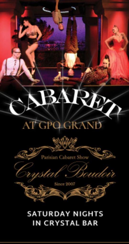 Sydney GPO Cabaret