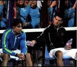 Raffaand the Joker, Australian Open final 2012