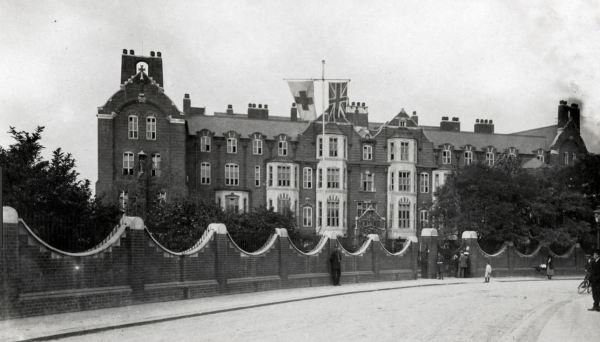 WWI Military Hospital Camberwell
