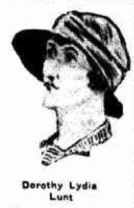 Dorothy Lunt
