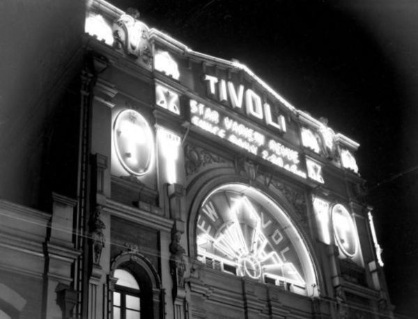 Tivoli Theatre Sydney
