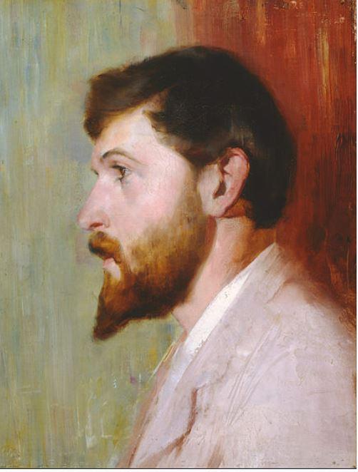 Portrait of  Arthur Streeton