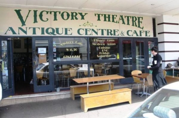 Victory Theatre Cafe at Blckheah