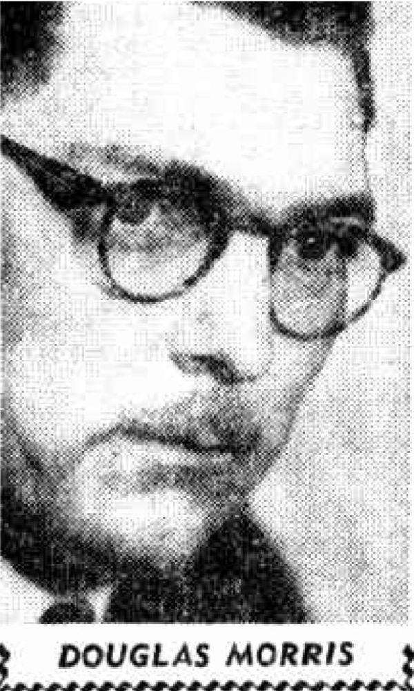 Douglas Ronald Morris
