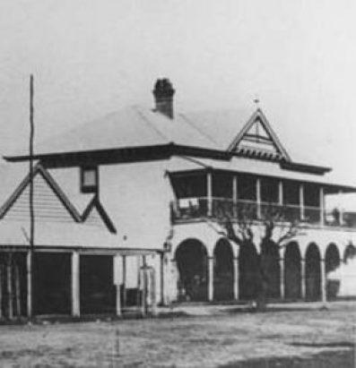 Telegraph Hotel at Charleville