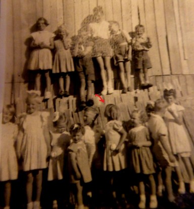 Birthday parties of the 1950s