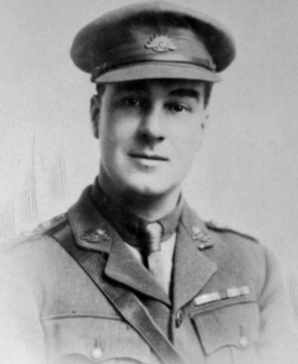 CAPTAIN CYRIL BLAKNEY