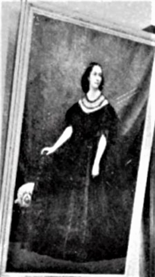 Portrait of Catherne Hayes