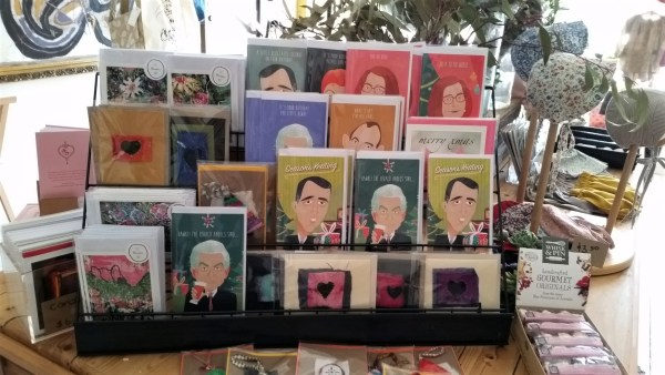 Political inspired Christmas Cards from Blackheath Creative.
