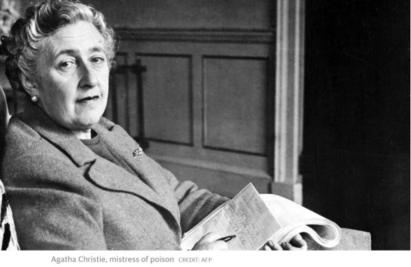 Agatha Christie used digitali as a poison in several of her novels.