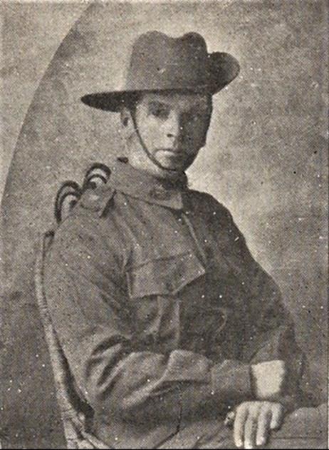 James Allen, who died in tin mine at Derby.