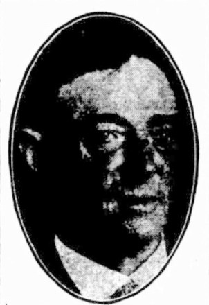 George Garnett, associated with the 'John Bunyan Bible'.