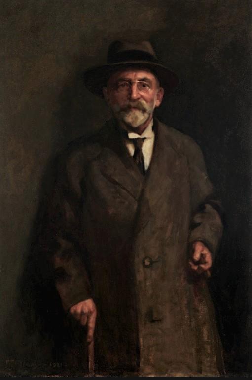 J.F. Archibald by Florence Rodway