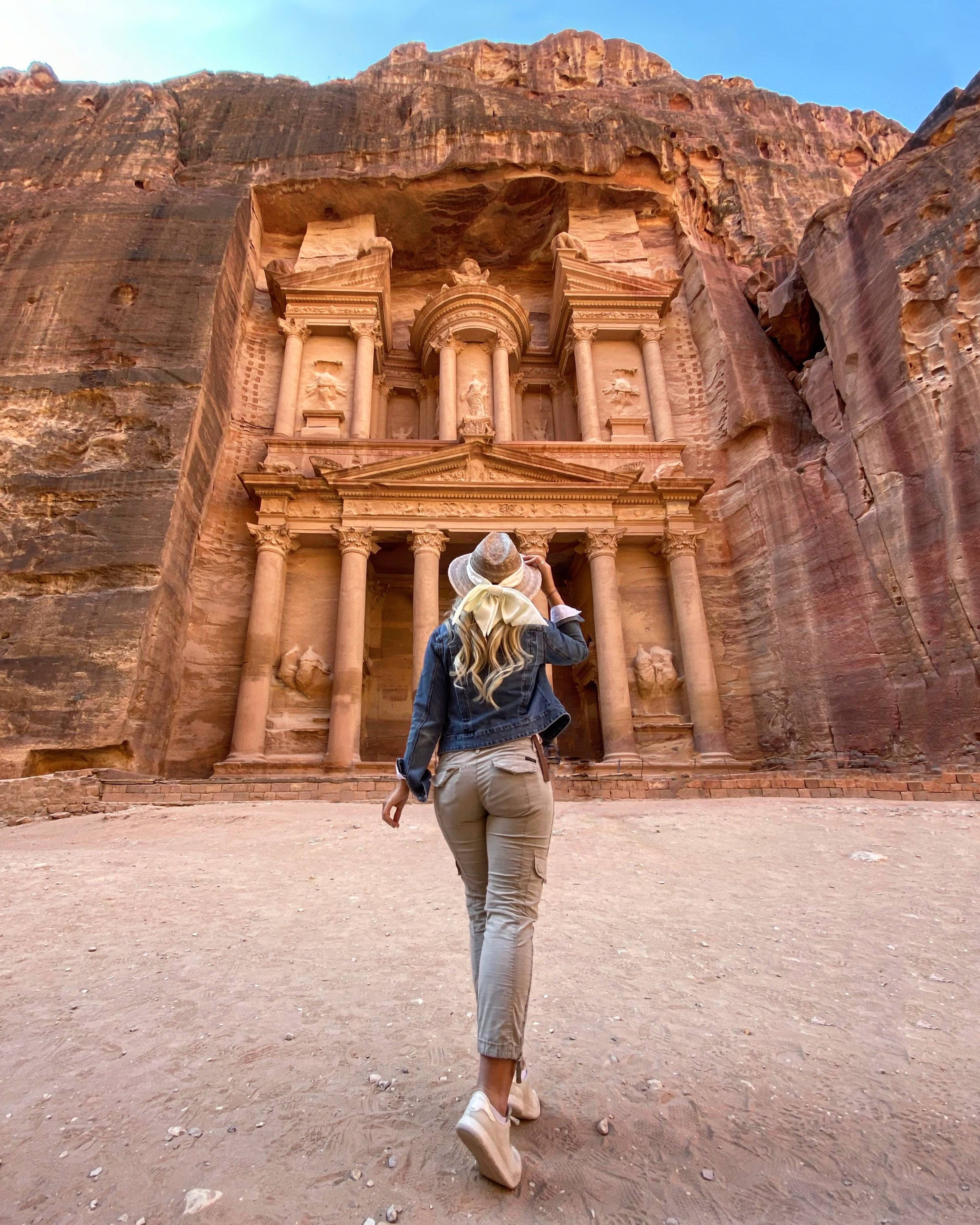 Practical tips for visiting Petra