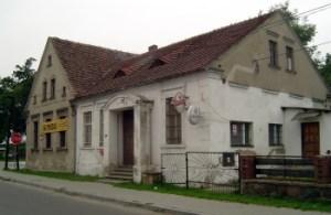 Der Gasthof von Chociule hat geschlossen.