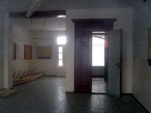 Blick in den Innenraum