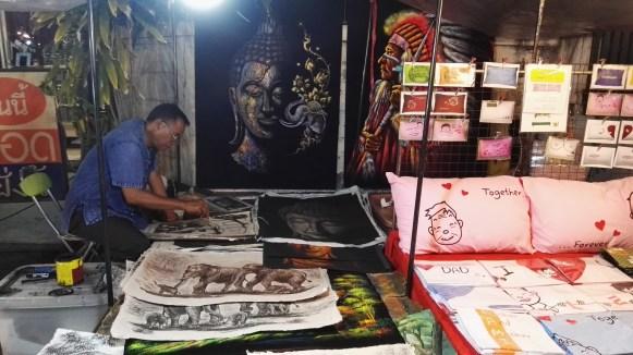 marché Chiang Mai