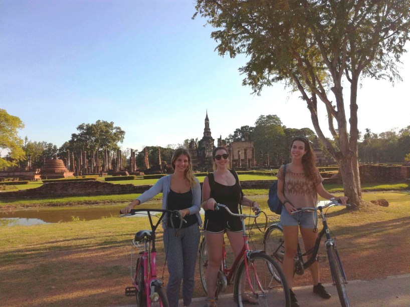 vélo sukhothaï