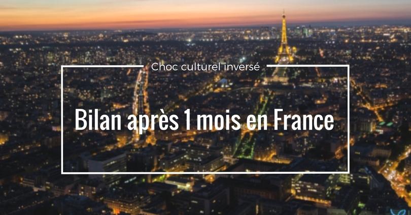 Choc culturel inversé : Histoire d'un retour au pays natal