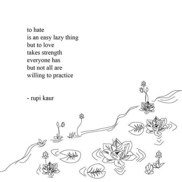 Poètes femmes audacieuses Rupi Kaur