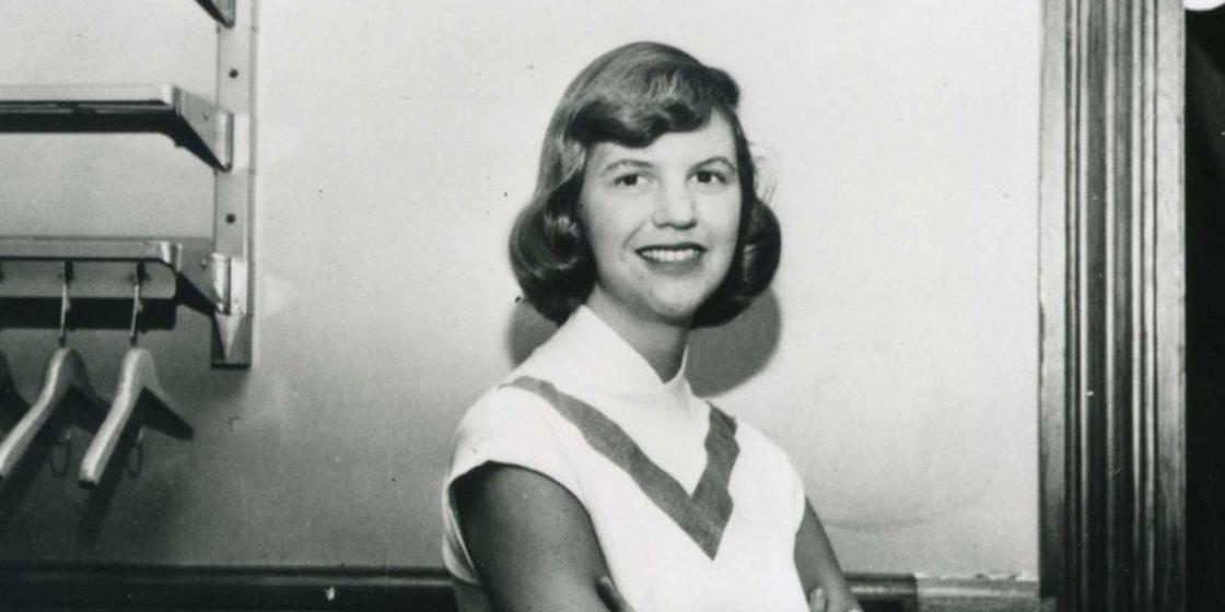 Poètes femmes audacieuses Sylvia Plath