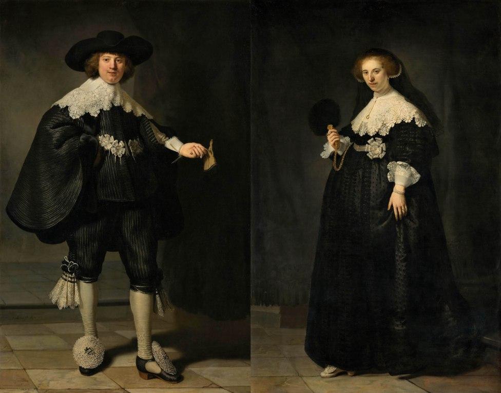 Maarten and Oopjen